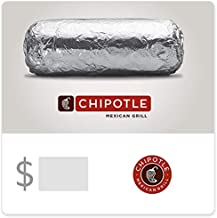 Chipotle Gift Card - Email Delivery
