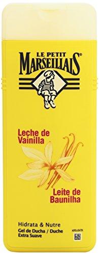 Le Petit Marseillais Vanille Milch Dusch Gel - Herren, 1er Pack (1 x 400 ml)