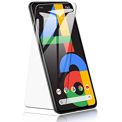 Google Pixel 4a ガラスフィルム TopACE Google Pixel 4a フィルム 日本旭硝子製 強化ガラス 液晶保護フィ...