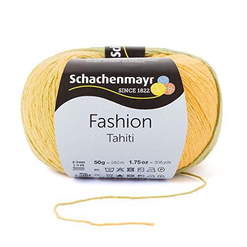 Schachenmayr since 1822 Handstrickgarne Schachenmayr Tahiti, 50G Sonnenschein