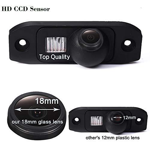 Caméra de recul de Voiture Caméra de recul pour Volvo S80L / S40L / S80 / S40 / S60 / V60 / XC90 / XC60 / C70 / S60L / V40