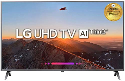 LG 108 cm (43 Inches) 4K UHD LED Smart TV...