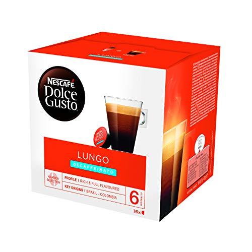 NESCAFÉ Nescafe Dolce Gusto Caffe Lungo entkoffeiniert