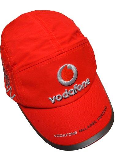 McLaren Jenson Button 2010 Vodafone Mercedes équipe PAC