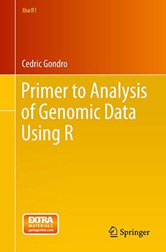 Primer to Analysis of Genomic Data Using R (Use R!)