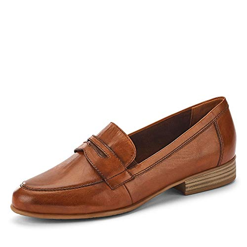 Tamaris Damen 1-1-24215-27 Slippers, Cognac, 41 EU