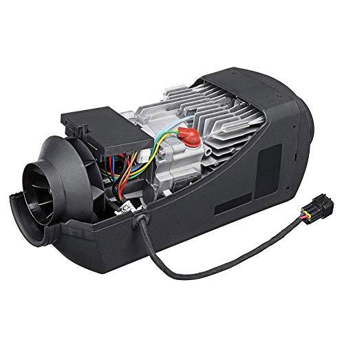 CLFYOU Diesel Calentador 2000W 12V del Coche Compacto de Aire Conjunto de Calefacción Aparcamiento Aparcamiento Combustible Calentador de Barco del Carro caravanas de Coches