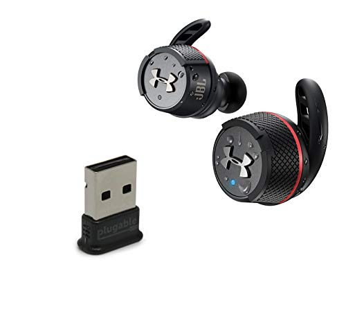 JBL UA Flash True Wireless Bluetooth in-Ear Headphones ...