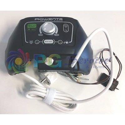 Rowenta - Panel con cable de alimentación para la serie Perfect Steam, con tarjeta PCB, para los modelos  DG8560DG8570