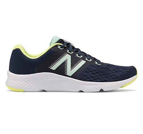 New Balance DRFT V1, Zapatillas para Correr Mujer, Limón Peonía Negro, 40 EU