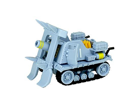 新時模型 メタルスラッグ T-2B メルティ・ハニー 兵器プラモデル