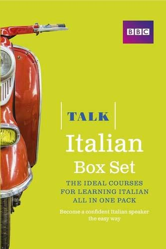 Lamping, A: Talk Italian Box Set (Book/CD Pack): The ideal course for learning Italian - all in one pack