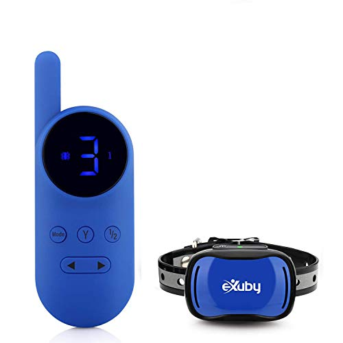 NO Shock Small Dog Training Collar with Remote - NO Prongs - Fits Small Dogs Under 15 pounds (between 5-15 lbs) - Vibration & Sound Only - 1,000 FT Range - Long Lasting Battery Life -Humane & Friendly