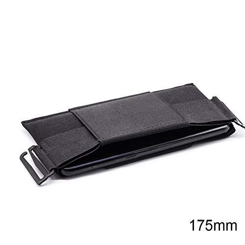 Lfhing minimalistische onzichtbare portemonnee taille tas Mini Pouch voor Key Card Telefoon Sport Outdoor