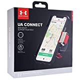 UA Connect Bike Mount for Smartphones with UA Protect Phone Cases - Black / Red