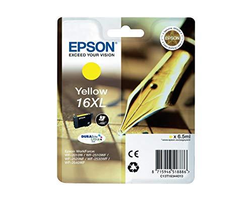 C13T16344010 Epson WorkForce WF-2010W Cartuccia Inchiostro Giallo
