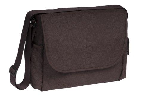 Marv MMB0640 wikkeltas Messenger Bag, modern retro choco