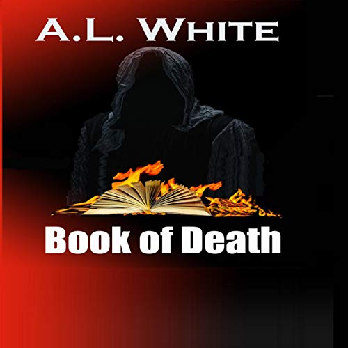 Book of Death audiobook cover art