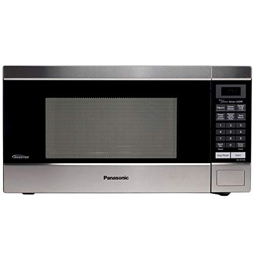 Panasonic 1.6-cu. ft. Microwave Oven, Stainless Steel