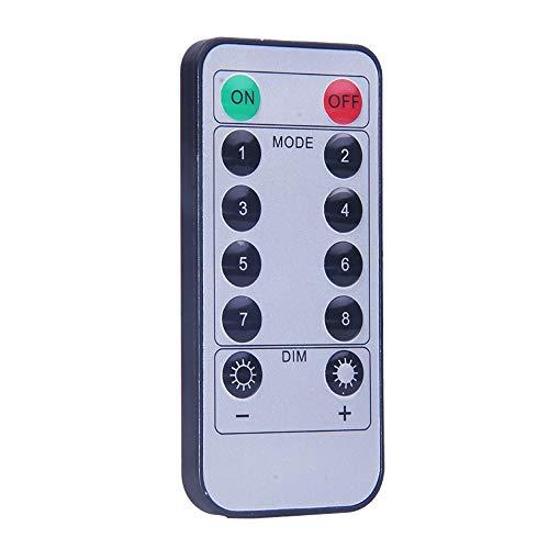 Ansio Ersatz-Fernbedienung für batteriebetriebene LED-Leuchten