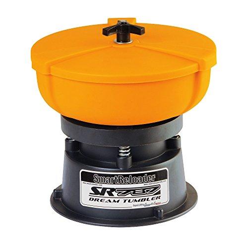 SMARTRELOADER SR787 Case Tumbler 220V - Vibropulitore per bossoli e Piccoli Oggetti Metallici