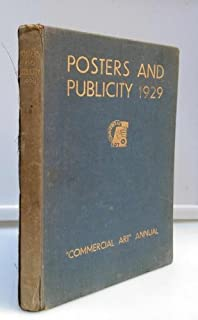Posters and Publicity 1929 Fine Printing and Design