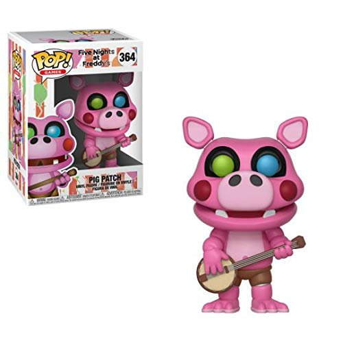 Funko- Five Nights At FreddyS Pizza Simulator Statue, Multicolor, estandar, 32056