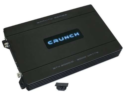 Crunch GTX 3000D Kanäle