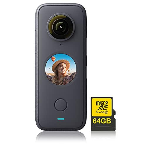 Insta360 ONE X2 360-Grad-Action-Kamera