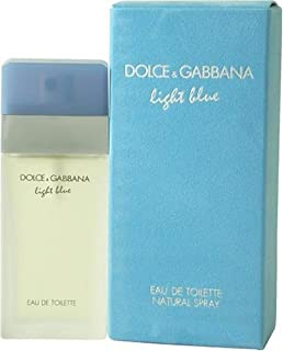 Dolce & Gabbana Light Blue for Women Eau De Toilette 100 ml/3.4 Ounce