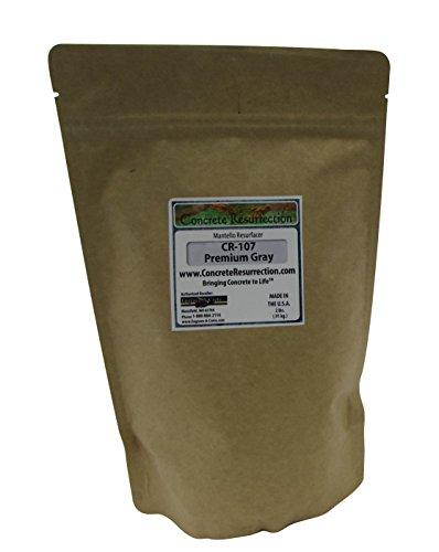 Mantello Premium Resurfacer 2LB Sample Bag Gray