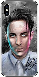 Inspired by G Eazy G-Eazy Phone Case Compatible With Iphone 7 XR 6s Plus 6 X 8 9 11 Cases Pro XS Max Clear Iphones Cases TPU- Sunglasses- Soft Rubber- Women- Sunglasses- 32991383679