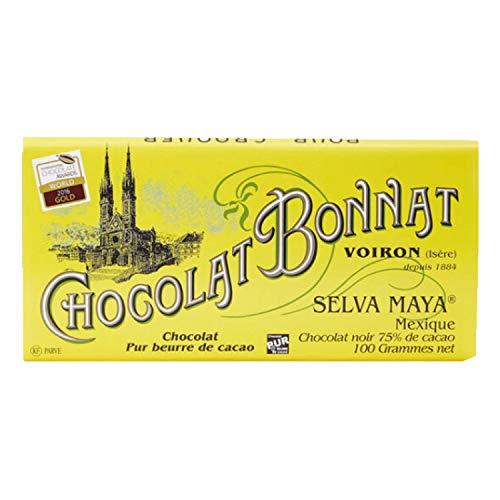 Selva Maya 100g - Schokoladentafel - Bonnat