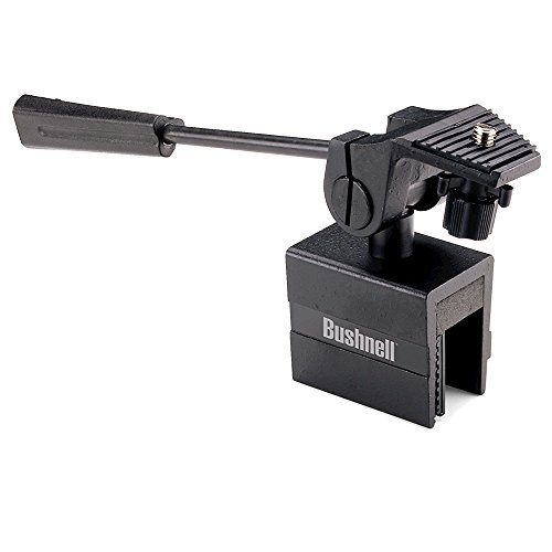 Bushnell Spotting Scope Accessory 784405 LARge Black CAR Window Mount Box