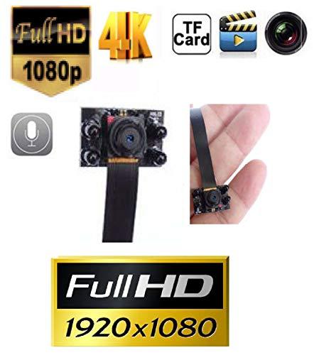 SPY NANNY CAM HIDDEN CAMERA MICROCAMERA SPIA FULL HD 1080P 720P LED INFRAROSSI VISIONE NOTTURNA MINI VIDEOSORVEGLIANZA NASCOSTA CONTROLLO REMOTO
