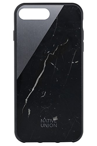 Native Union CLIC Marble Case - Handcrafted Real Marble...