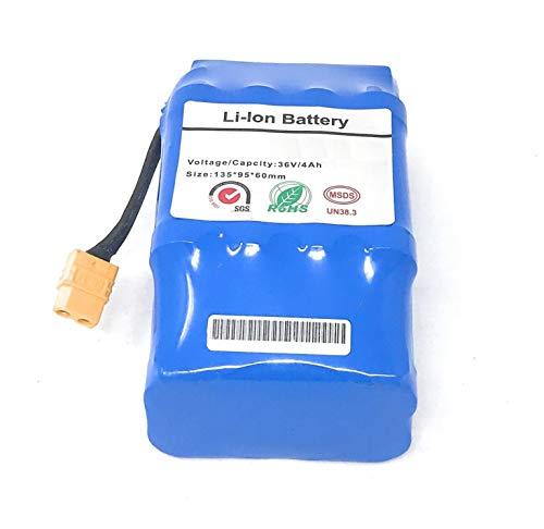 TEMPO DI SALDI Batteria Ioni Di Litio Da 36V / 4 Ah Ricambio Per Smart Balance Hoverboard