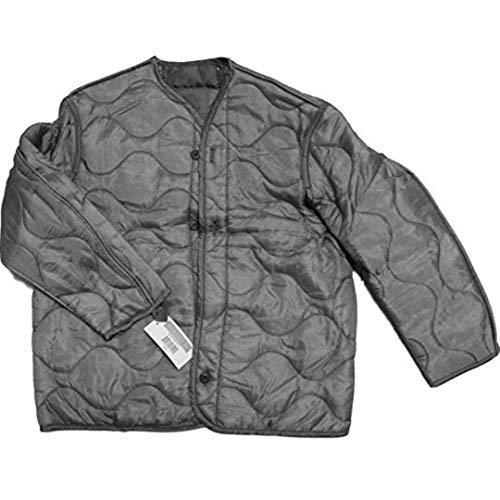 Field Jacket Liner, M-65, Olive Drab--Genuine Military Issue, Medium - NSN:8415-00-782-2888