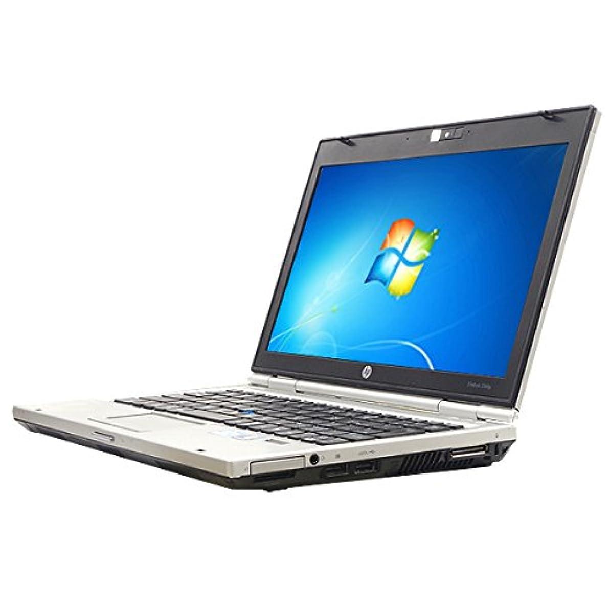 囲むカメラウズ中古 HP EliteBook 2560p Core i5 4GBメモリ 12.5型ワイド DVDマルチドライブ Windows7 MicrosoftOffice付(2003)