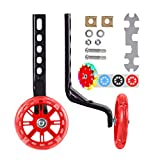 Talik Training Wheels for Bike,Compatible for Bikes of 12 14/16/18/20 Inch,Flash...