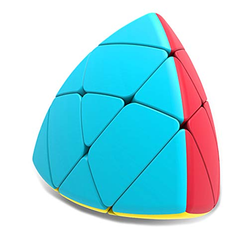 TOYESS Mastermorphix Cube 3x3x3 Speed Cube, Cubo de Velocidad 3x3 Stickerless, Rompecabezas Puzzle Juguetes para Adulto & Niños