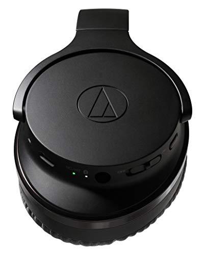 audio-technicaQUIETPOINTノイズキャンセリングワイヤレスヘッドホンBluetoothマイク付ATH-ANC900BT