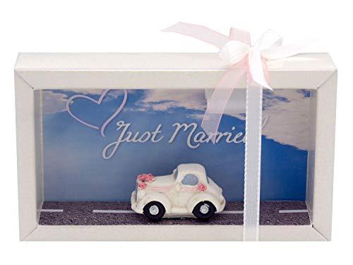 Geldgeschenk Verpackung Hochzeit Hochzeitsreise Just Married Gutschein Geschenk Flitterwochen Auto