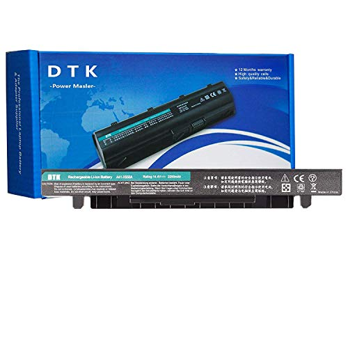 clasificación y comparación DTK A41-X550A A41-X550 ASUS X550C F550 X550CA K550 P550L X550L X550ZA P550C 14.4V Batería… para casa