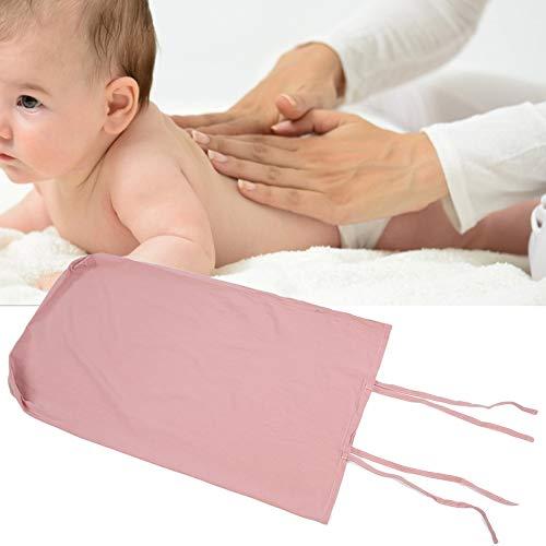 SZHWLKJ Funda para cambiador de recién nacido, suave, transpirable, para cambiador de mesa, para niñas o niños, sábanas lavables (rosa)