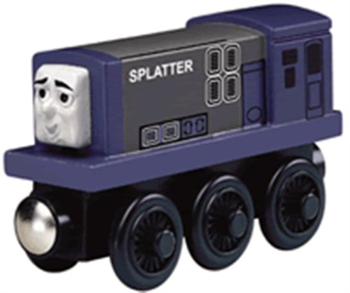 Learning Curve Thomas and Friends Wooden Railway Splatter Diesel Engine