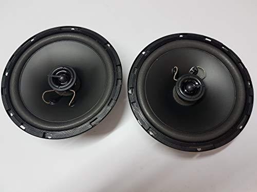 Phonocar Lautsprecher Auto Alpha 2-Wege-Lautsprecher 60 Watt 165 mm / 16,5 cm 66026