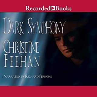 Dark Symphony audiobook cover art