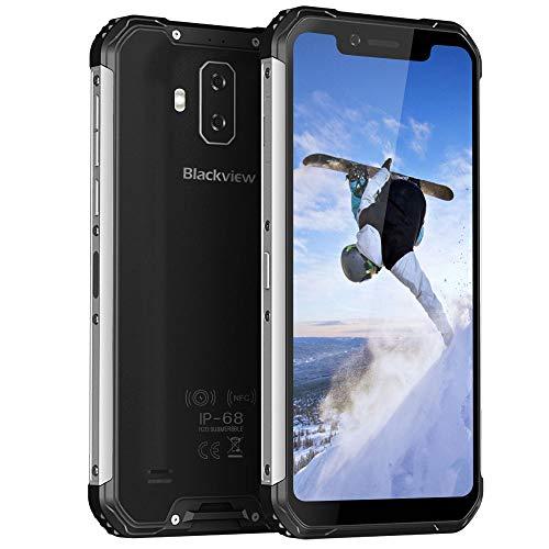 Téléphone Portable Incassable,Blackview BV9600 Pro...