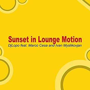 Sunset in Lounge Motion